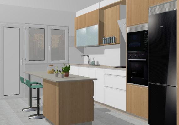 tus muebles de cocina en trabe cocinas lugo